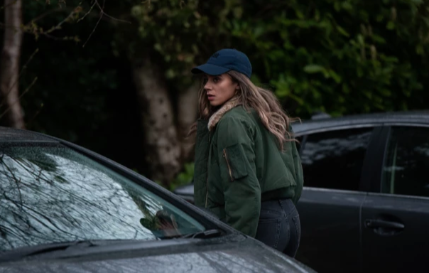 <p>Hannah plays the part of the mysterious Stranger, who tells Adam Price a devastating secret - and ends up changing his life forever.</p><p><strong>What has Hannah John-Kamen starred in before?</strong></p><p>In 2016, Hannah appeared in two episodes of Game of Thrones as Ornela. As well as GoT, she starred in two episodes of Charlie Brooker's Black Mirror (Playtest and Fifteen Million Merits).</p><p>When it comes to the big screen, Hannah played Ghost in Ant-Man and the Wasp and F'Nale Zandor in Ready Player One. </p>
