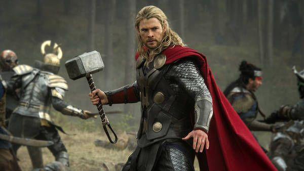 """<p>In Thor's second film, he battles Malekith the Dark Elf, and has to forge an unexpected alliance with his brother, Loki (yay!), to defeat him. </p><p><a class=""""link rapid-noclick-resp"""" href=""""https://www.amazon.com/Thor-Dark-World-Chris-Hemsworth/dp/B00IMYSVY8?tag=syn-yahoo-20&ascsubtag=%5Bartid%7C10055.g.29023076%5Bsrc%7Cyahoo-us"""" rel=""""nofollow noopener"""" target=""""_blank"""" data-ylk=""""slk:AMAZON"""">AMAZON</a> <a class=""""link rapid-noclick-resp"""" href=""""https://go.redirectingat.com?id=74968X1596630&url=https%3A%2F%2Fwww.disneyplus.com%2Fmovies%2Fmarvel-studios-thor-the-dark-world%2FZHk7aM5xTbW7&sref=https%3A%2F%2Fwww.goodhousekeeping.com%2Flife%2Fentertainment%2Fg29023076%2Fmarvel-movies-mcu-in-order%2F"""" rel=""""nofollow noopener"""" target=""""_blank"""" data-ylk=""""slk:DISNEY+"""">DISNEY+</a></p>"""