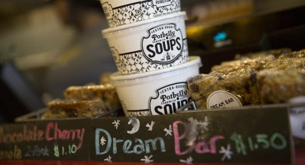 Operations At A Potbelly Corp. Restaurant Following IPO