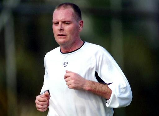 Former England international Paul Gascoigne briefly played in China towards the end of his career