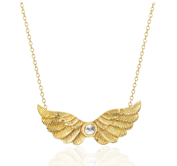Valkyrie Wing Pendant