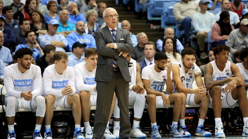Roy Williams calls UNC team 'least gifted I've ever coached'