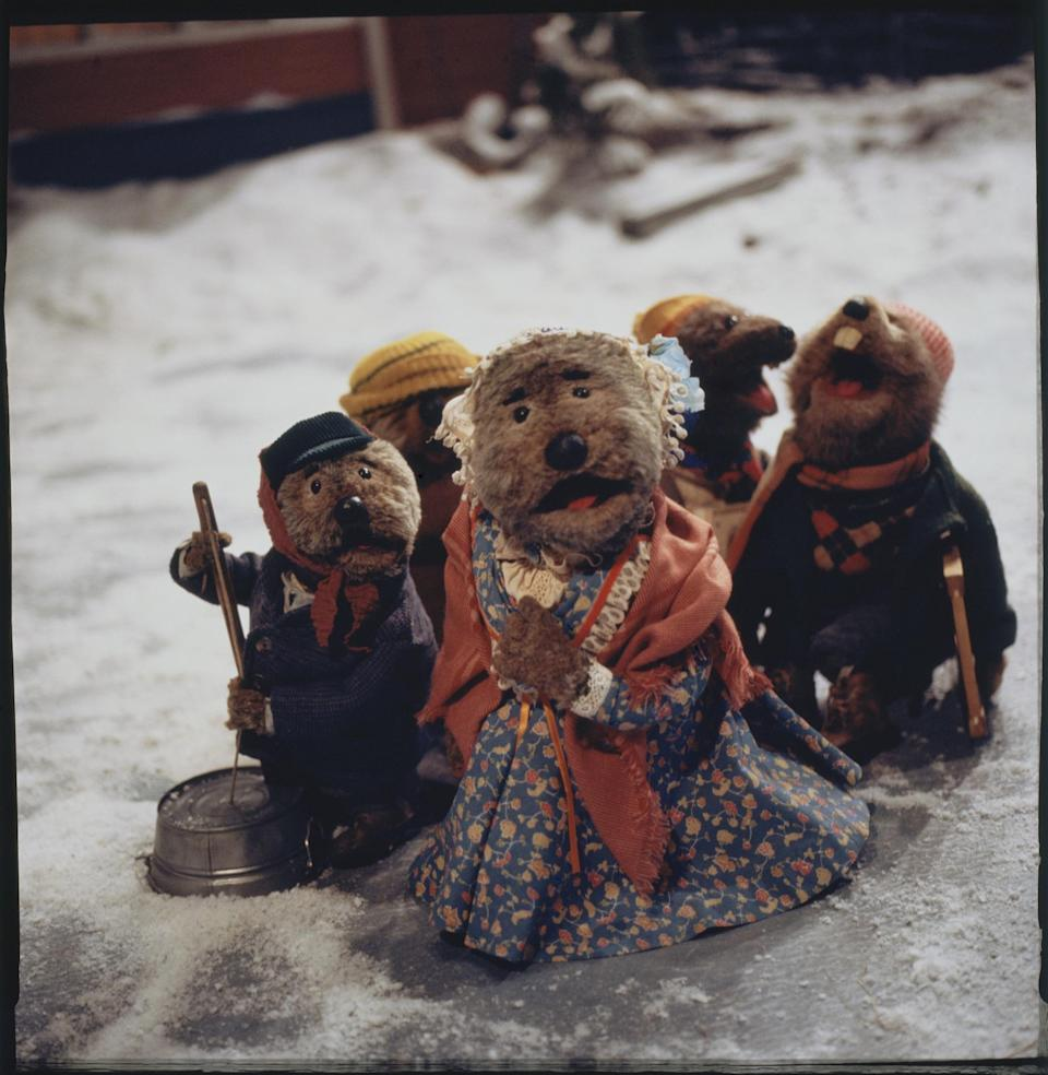 """""""Emmet Otter's Jug-Band Christmas."""" (Photo: Sony Home Pictures Entertainment/ The Jim Henson Company)"""