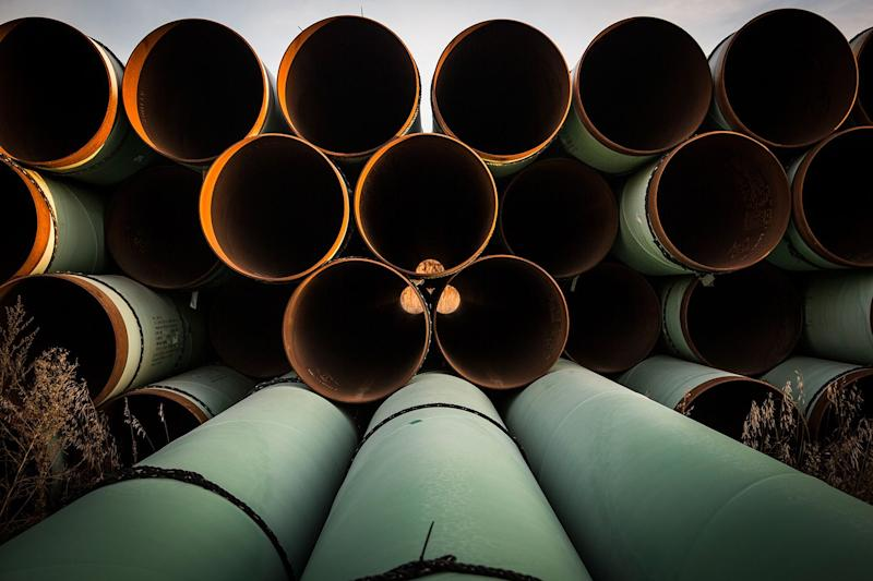 Alberta finalizes $1.5B Keystone XL pipeline agreement