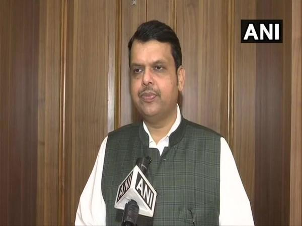 Newly appointed BJP Bihar in-charge Devendra Fadnavis (File photo)