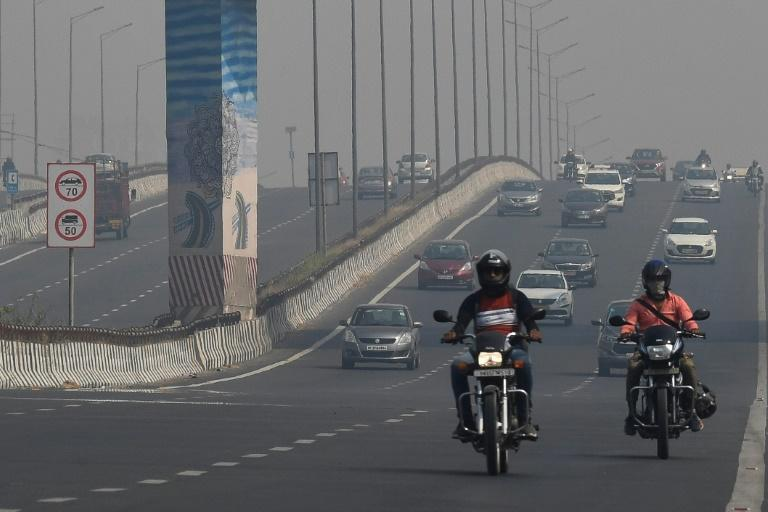 Every winter the air in Delhi turns into a toxic soup