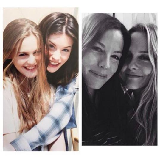 Alicia Silverstone and Liv Tyler Reunite 22 Years After 'Crazy'