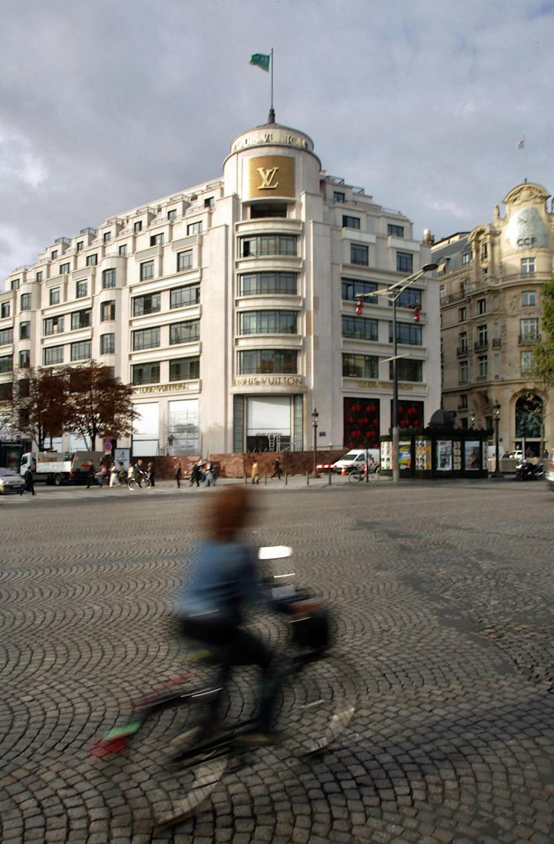 LVMH Will Now Sell 'Experiences'
