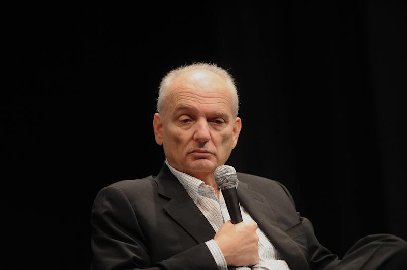 Director David Chase attends HBO Films Directors Dialogues on October 7, 2012 in New York City