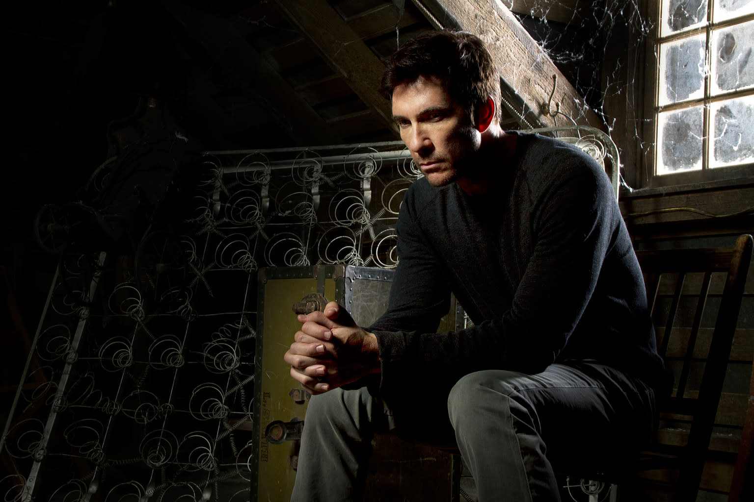 Yahoo! TV Q&A: Dylan McDermott on his return to 'American Horror Story'