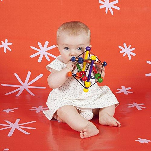 Manhattan Toy Skwish Classic Rattle and Teether Grasping Activity Toy (Amazon / Amazon)