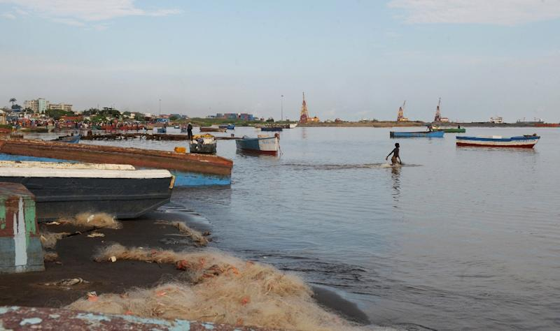 The small Cabinda province is an enclave that borders on Congo to the north while being separated from the rest of Angola to the south and accounts for much of the country's oil production
