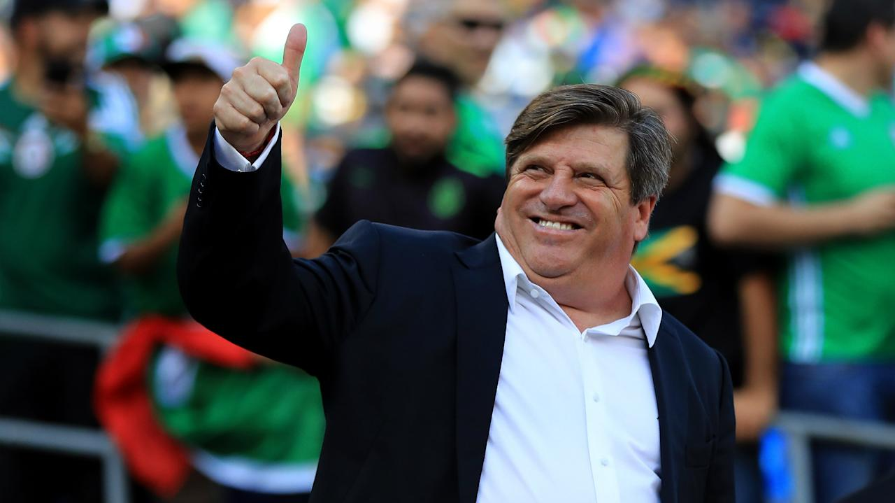 The former Mexico manager says he could've coached a European national team in 2015 but the time wasn't right to make the jump across the pond