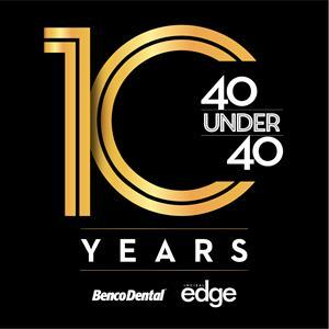 Published by Benco Dental, Incisal Edge, the leading magazine for dental professionals nationwide, honors America's finest young practitioners for the 10th consecutive year.