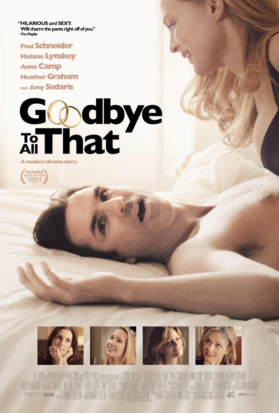 """<h1 class=""""title"""">Goodbye to all that</h1><cite class=""""credit"""">©IFC Films/Courtesy Everett Collection</cite>"""