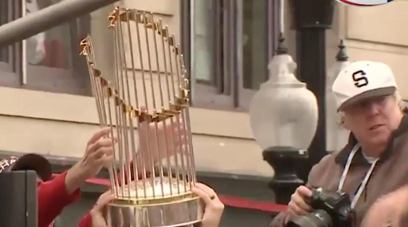 Red Sox drop almost  $500K at outrageous World Series party