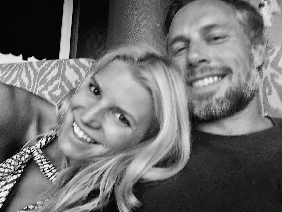 """<p>Ahead of <a href=""""https://people.com/celebrity/jessica-simpson-marries-eric-johnson-inside-her-wedding-ceremony/"""" rel=""""nofollow noopener"""" target=""""_blank"""" data-ylk=""""slk:their memorable wedding"""" class=""""link rapid-noclick-resp"""">their memorable wedding</a>, the couple had <a href=""""https://people.com/celebrity/jessica-simpsons-bachelorette-party-the-inside-details/"""" rel=""""nofollow noopener"""" target=""""_blank"""" data-ylk=""""slk:their joint celebration"""" class=""""link rapid-noclick-resp"""">their joint celebration</a> with about 40 of their closest family and friends at the Warwick in Los Angeles in June 2014.</p> <p>""""It wasn't about being naughty,"""" a friend of Simpson's told PEOPLE at the time. """"They just wanted a great night out with their friends and family.""""</p> <p>""""They didn't want a traditional bachelor-bachelorette where they go off and do their own thing, because our group of friends is so close we just wanted to all be together,"""" added Simpson's longtime friend and bridesmaid, Stephanie Terblanche.</p> <p>The couple got married a month after their bachelor-bachelorette party and celebrated their <a href=""""https://people.com/music/jessica-simpson-husband-eric-johnson-shares-tribute-7-year-wedding-anniversary/"""" rel=""""nofollow noopener"""" target=""""_blank"""" data-ylk=""""slk:7th wedding anniversary"""" class=""""link rapid-noclick-resp"""">7th wedding anniversary</a> this July.</p>"""
