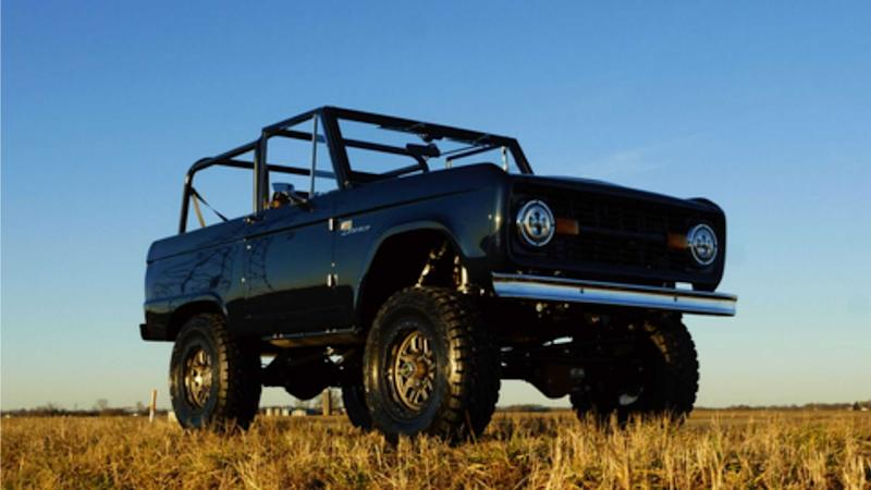 Build A Ford >> Gateway Bronco Will Build The Ford Bronco Of Your Dreams