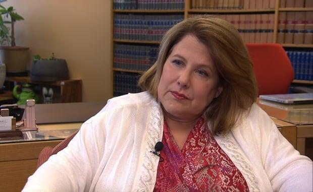 Montreal lawyer Anne-France Goldwater is once again representing an unmarried spouse, more than a decade after her involvement with the Eric vs. Lola case.  (CBC News - image credit)