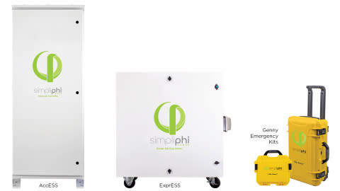 """SimpliPhi Power Launches """"Energize California"""" Initiative to Help Homeowners and Businesses Prepare for Utility """"Public Safety Power Shutoffs"""""""