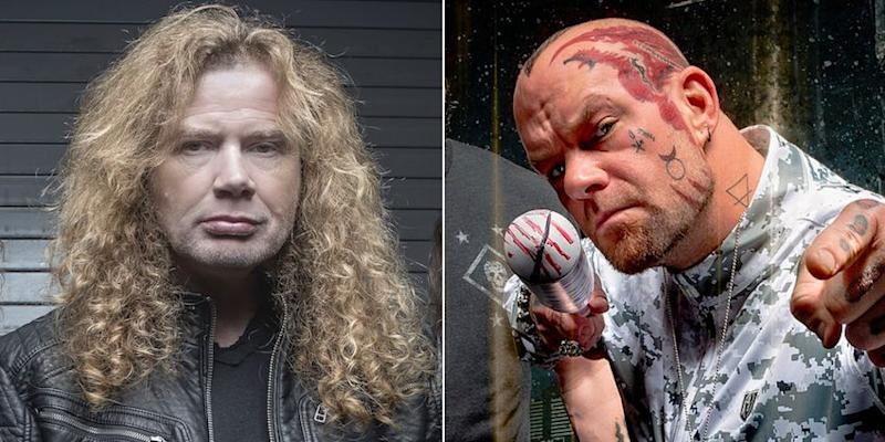 Dates unveiled for Megadeth's 2020 tour return with Five Finger Death Punch