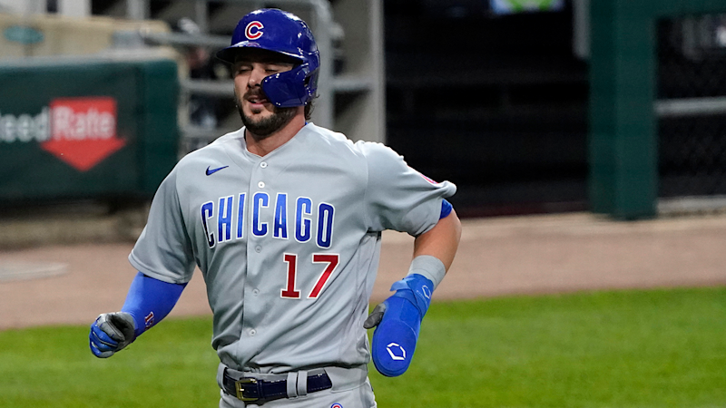 Cubs' Anthony Rizzo gives Kris Bryant magical two chains, grand slam ensues