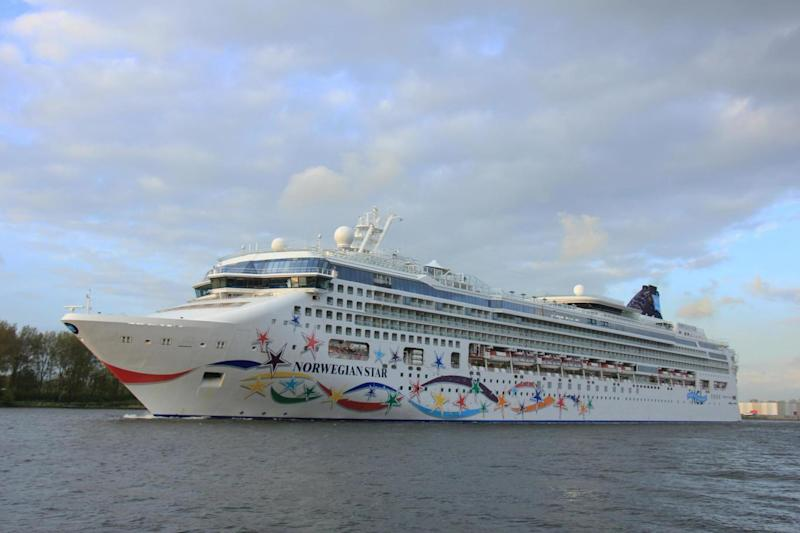 The Norwegian Star cruise ship was travelling from Dubrovnik, Croatia to Venice, Italy (Shutterstock / StudioPortoSabbia)