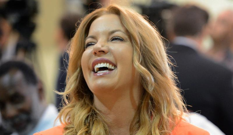 Jeanie Buss, President Of The Los Angeles Lakers