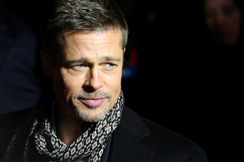 Brad Pitt's Dog, Jacques, Is the Best Thing About His GQ Interview