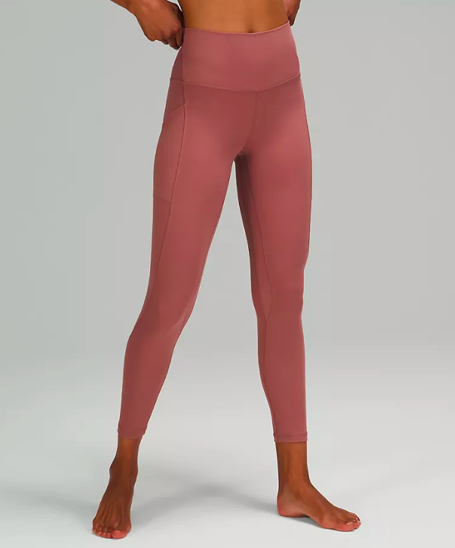Align High-Rise Pant with Pockets 25
