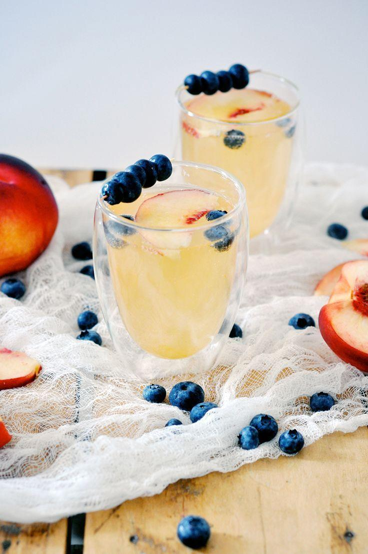 "<p>This fruity cocktail goes down oh so smoothly. Don't say we didn't warn you.</p><p>Get the recipe from <a href=""http://www.freutcake.com/in-the-kitchen/drinks-anyone/peach-gin-fizz/"" rel=""nofollow noopener"" target=""_blank"" data-ylk=""slk:FreutCake"" class=""link rapid-noclick-resp"">FreutCake</a>.</p>"