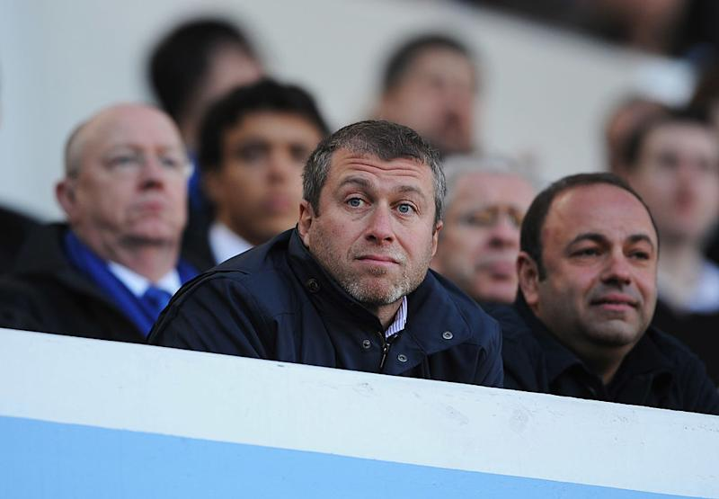 Abramovich has not attended Stamford Bridge in over a year and a halfGetty