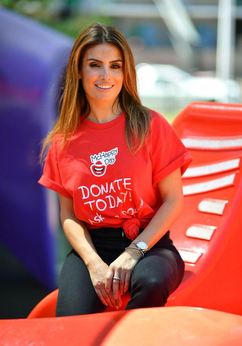 In between her busy filming schedule, Australian actress Ada Nicodemou has leant her time to supporting the Ronald McDonald House charity supporting sick children and their families. Source: Media Mode