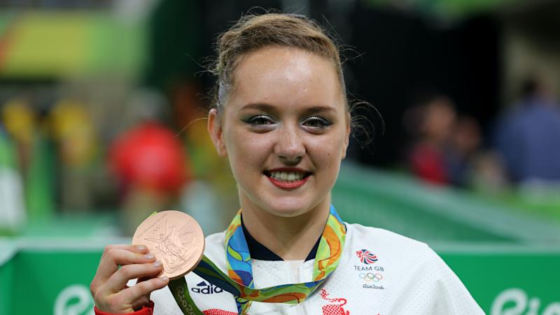 Amy Tinkler criticises British Gymnastics over 'abrupt' dismissal of complaint