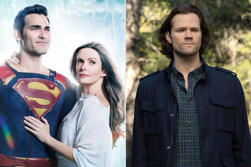 The CW gives early series orders to Superman & Lois and Walker, Texas Ranger reboot