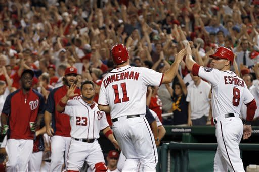 Wild pitch gives Nats 5-4 win over Mets