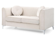 """<p><strong>Glory Furniture</strong></p><p>amazon.com</p><p><strong>$736.23</strong></p><p><a href=""""https://www.amazon.com/dp/B07M9HMSTG?tag=syn-yahoo-20&ascsubtag=%5Bartid%7C10052.g.37721992%5Bsrc%7Cyahoo-us"""" rel=""""nofollow noopener"""" target=""""_blank"""" data-ylk=""""slk:Shop Now"""" class=""""link rapid-noclick-resp"""">Shop Now</a></p><p>A truly lovely little accent sofa. One reviewer noted, """"This couch is truly beautiful, and makes a great addition to my livingroom.""""</p>"""