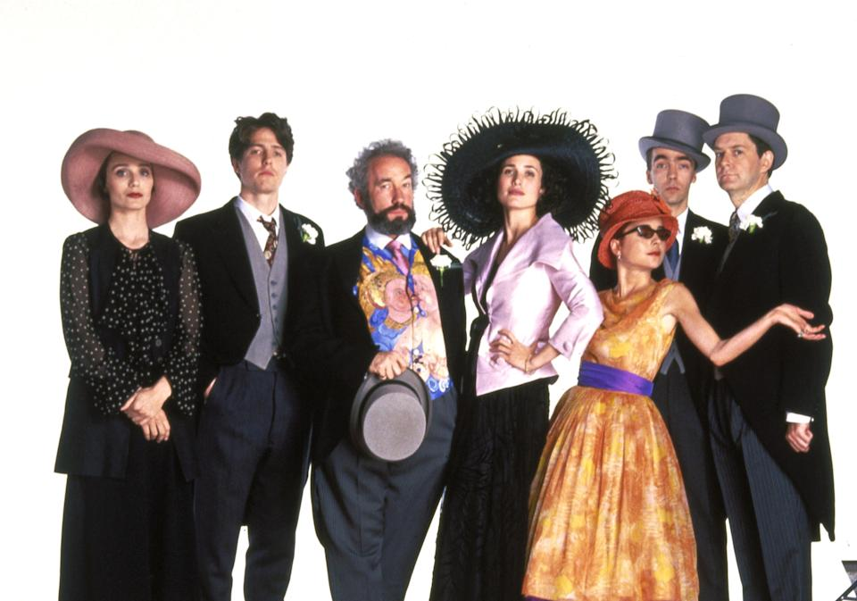 First look at 'Four Weddings and a Funeral' charity sequel revealed