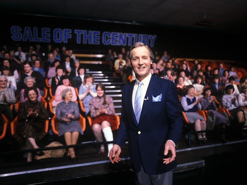 Nicholas hosted Sale Of The Century for 12 years (Photo: ITV/Shutterstock)