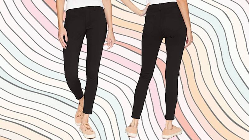 We found the leggings you're going to live in all fall and winter, and they're just $20. (Photo: Amazon)
