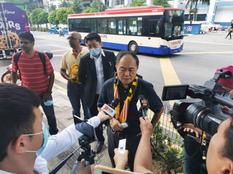 Bersih 2.0 chairman Thomas Fann has been one of the biggest proponents for introducing recall elections in Malaysia since March 2020, seeing it as necessary to prevent a repeat of the political impasse following the collapse of the PH administration. — Picture courtesy of Thomas Fann