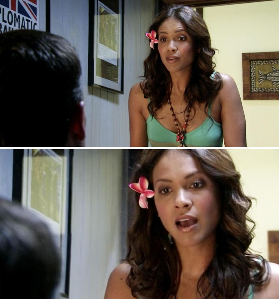Lesley-Ann's first role was in 2009 on the short-lived New Zealand comedy Diplomatic Immunity. After that series wrapped, she went on to star as Naevia on Spartacusand Spartacus: Gods of the Arena. Lesley-Ann also guest-starred on several other TV shows, like Single Ladiesand The Librarians.
