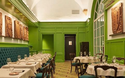 Gucci Osteria, Florence, Italy