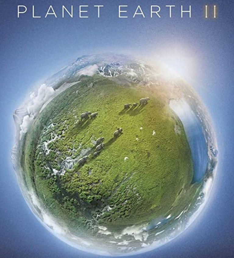 Planeta Tierra II, de Attenborough