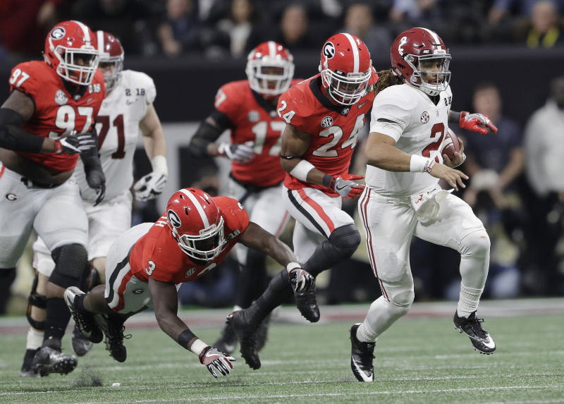 Alabama football wins DI Nat'l Championship