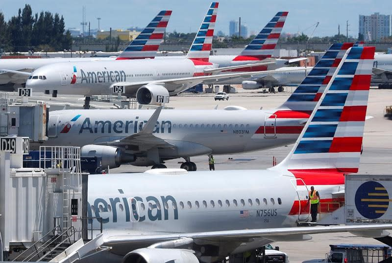 American Airlines sues unions, accusing workers of slowdown