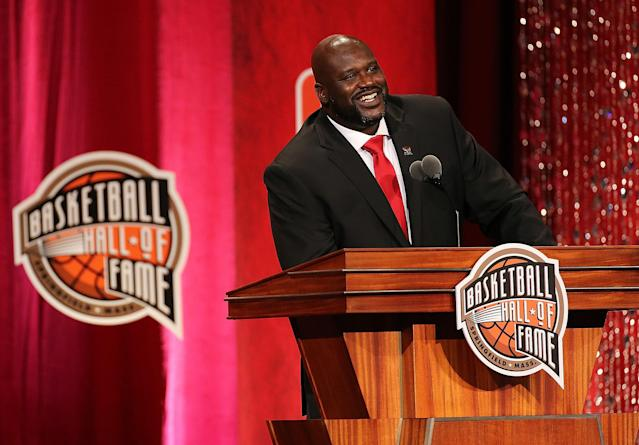 Shaquille O'Neal is not in favor of a recount and hopes the public will give President-elect Donald Trump a chance.