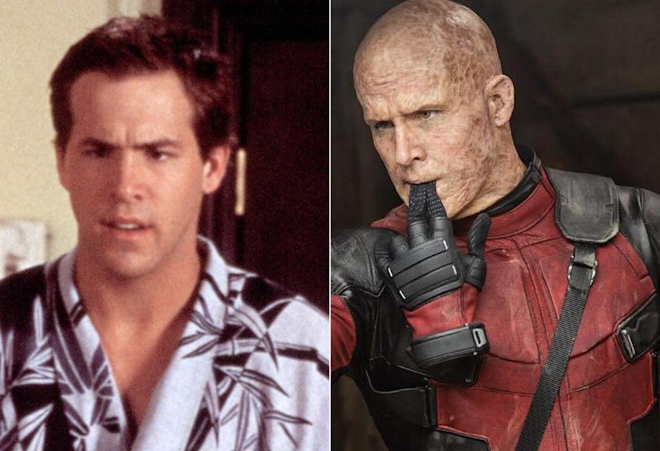 <p>After starring in the bomb <i>Green Lantern</i>, Reynolds took his second, more successful turn in a comic book movie in <i>Deadpool</i> this year, a raunchy superhero his <i>Van Wilder</i> character definitely would have loved. <i>(Photo: Everett/20th Century Fox)</i></p>