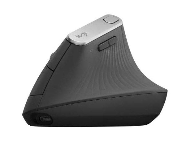 """<p>This wireless mouse puts your hand in a more natural position and requires four times less hand movement, which reduces strain. One battery charge keeps it juiced up for up to four months.</p> <p><strong>To buy: </strong>Logitech MX Vertical Advanced Ergonomic Mouse, $84; <a href=""""https://www.amazon.com/Logitech-Vertical-Wireless-Mouse-Rechargeable/dp/B07FNJB8TT/?ie=UTF8&camp=1789&creative=9325&linkCode=as2&creativeASIN=B07FNJB8TT&tag=reasim03-20&ascsubtag=d41d8cd98f00b204e9800998ecf8427e"""" target=""""_blank"""">amazon.com.</a></p>"""