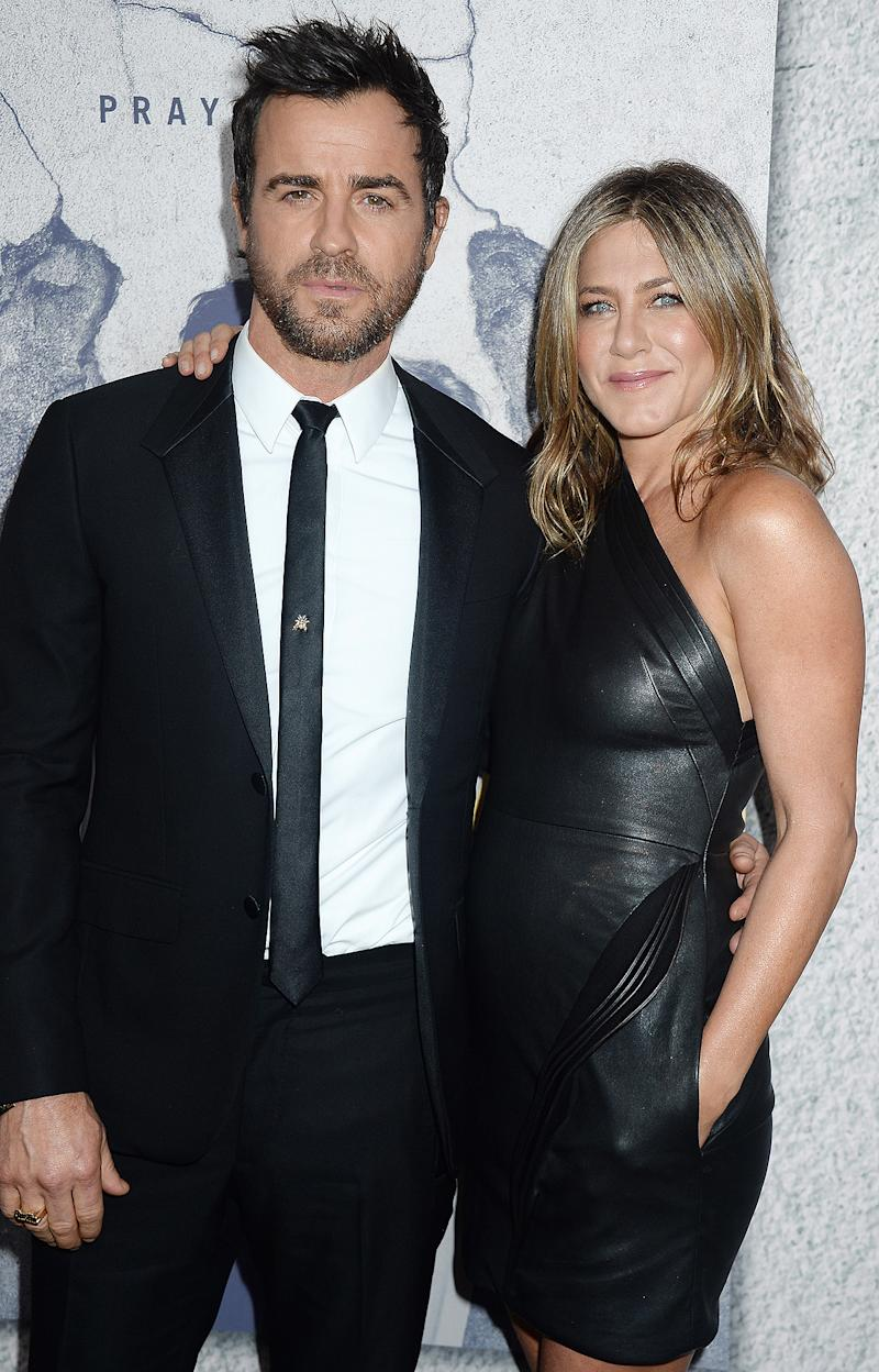 Jennifer Aniston and Justin Theroux Had 'Issues' Even Before Tying the Knot, Source Says